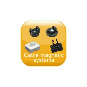 Cable magnetic systems