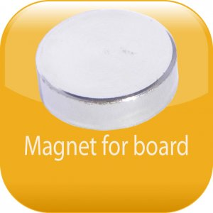 Magnet for board
