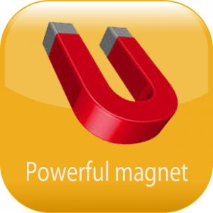 powerful magnet